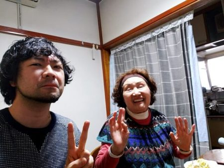 【ABEの祖母】