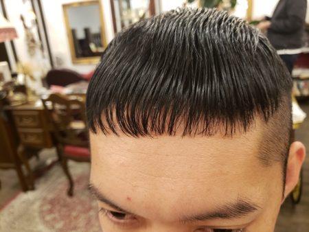 【未来の髪型】