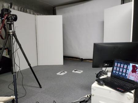 ジユームのお客さま専用の、特別な写真館。