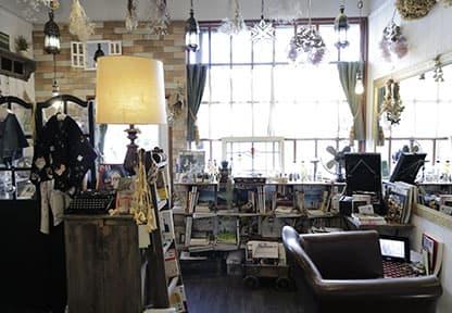 荻窪美容室・美容院・ヘアサロン、ジユームアトリエの空間-4-