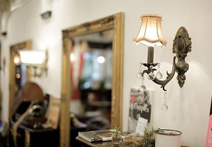 荻窪美容室・美容院・ヘアサロン、ジユームクラシックの空間-2-