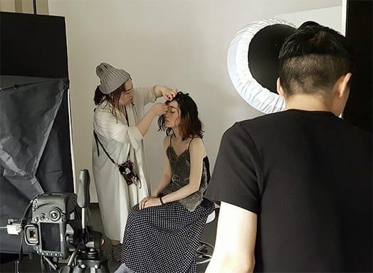 荻窪ヘアサロン・美容院・美容室、ジユームは自社撮影スタジオ有/東京都杉並区の中央線
