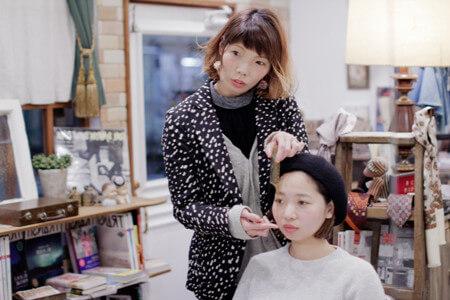 荻窪ヘアサロン・美容院・美容室、ジユームは成長をサポート