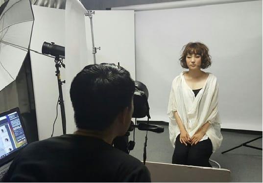 荻窪美容室・美容院ジユームの撮影スタジオ-3-