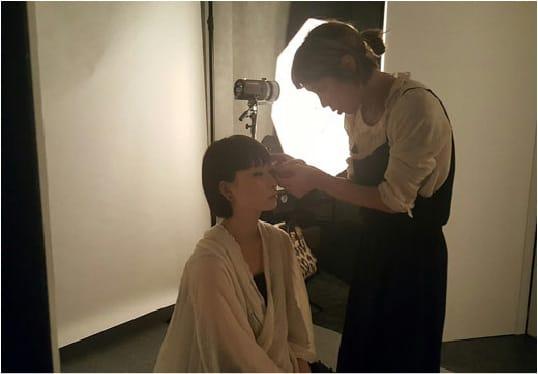 荻窪美容室・美容院ジユームの撮影スタジオ-4-