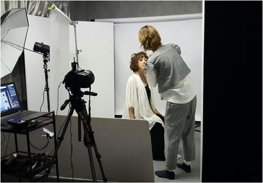 荻窪美容室・美容院ジユームの撮影スタジオ-6-
