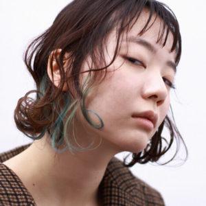 荻窪美容室・美容院ジユームのヘアスタイル1105
